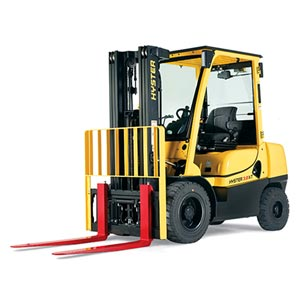 Hire a Forklift - Icon Image