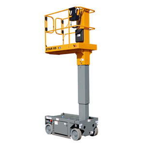Hire a Vertical Man Lift - Icon Image